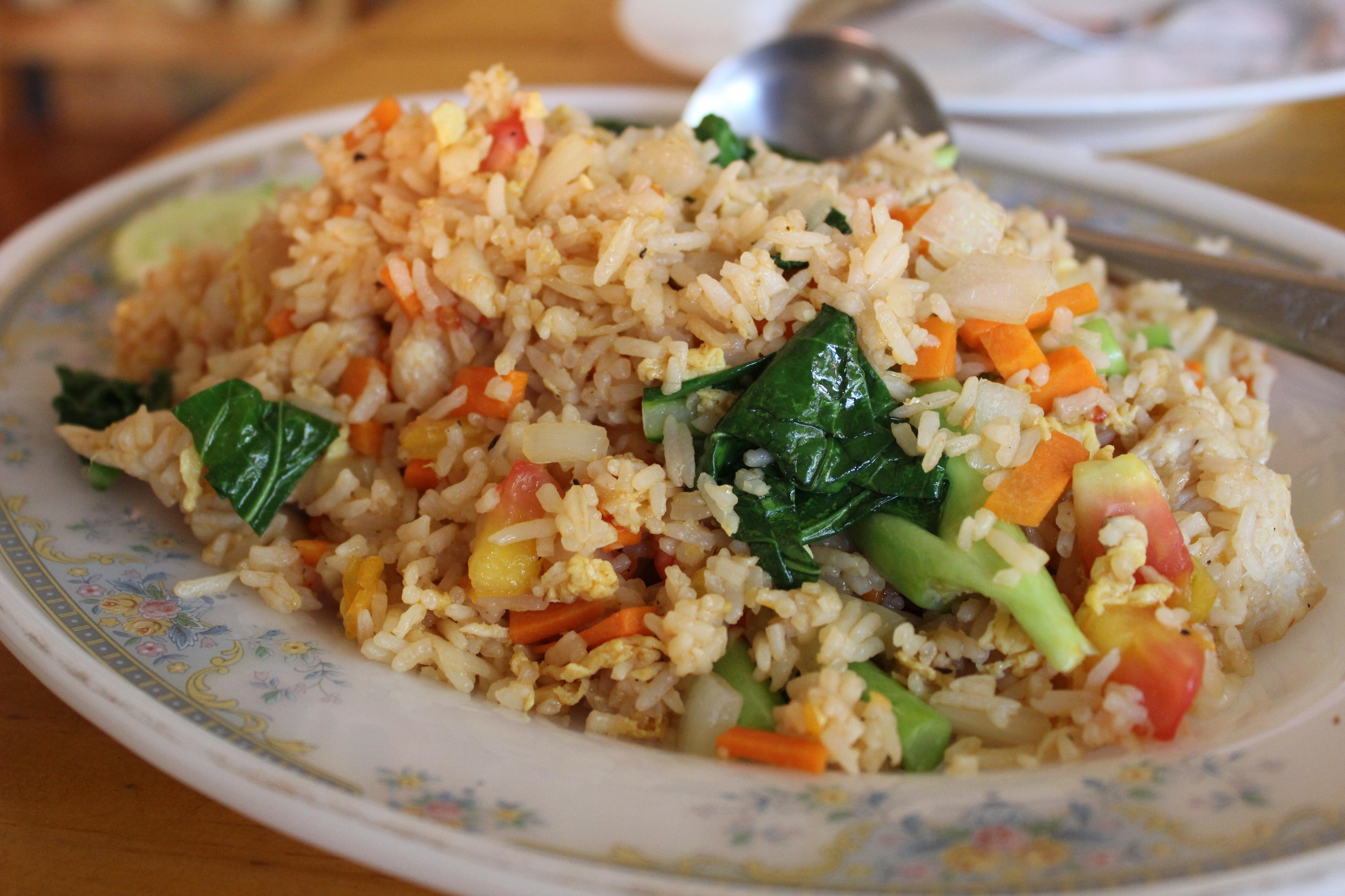 ris grøntsager